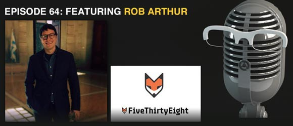 Episode 64: Rob Arthur